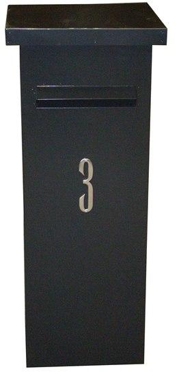 Pillar Box Letterbox